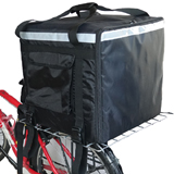 PK-140Z: Huge Heat Insulation Food Delivery Backpack, 2 Layers, Rigid Frame, 20