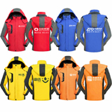 PK-JACKET-S: Food Delivery Jackets for Summer, Rider Kits for takeaways, Driver Delivery Coats
