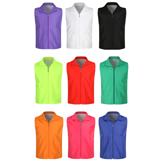 PK-VEST: Food Delivery Vest, Summer Driver Delivery Clothes, Rider Delivery Kits, Delivery Accessories
