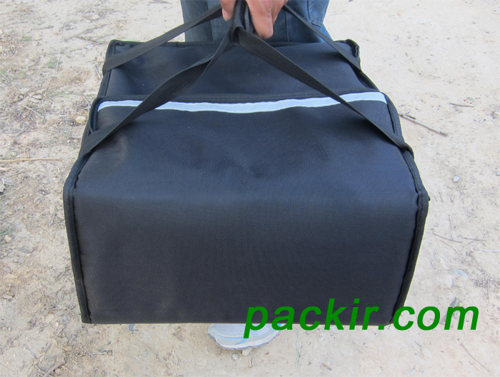 Pk 29v 14 Inch Pizza Delivery Bag Food Take Out Carry