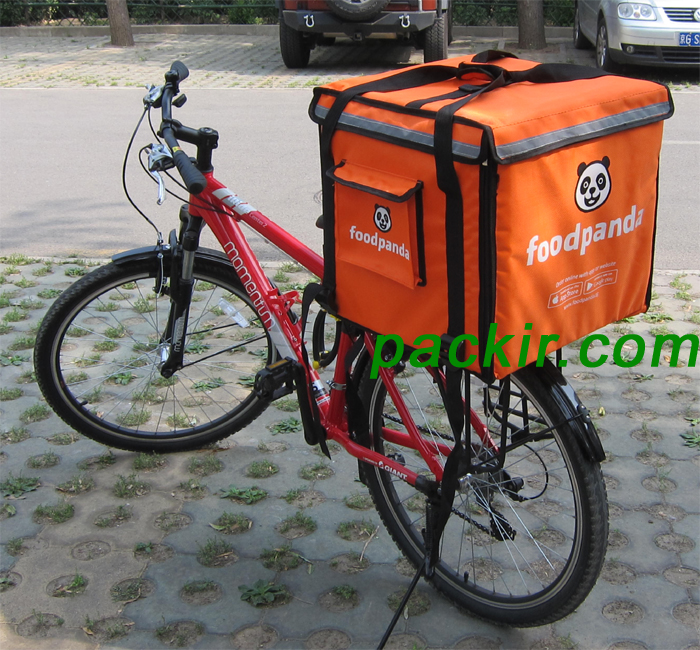 Pk 64c Scooter Pizza Delivery Backpack Food Box For Bike